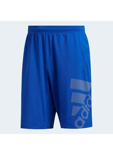 adidas Erkek 4Krft Sport Graphic  Şort GC8391 Mavi